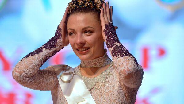 Мелитина Станюта во время чествования - Sputnik Беларусь