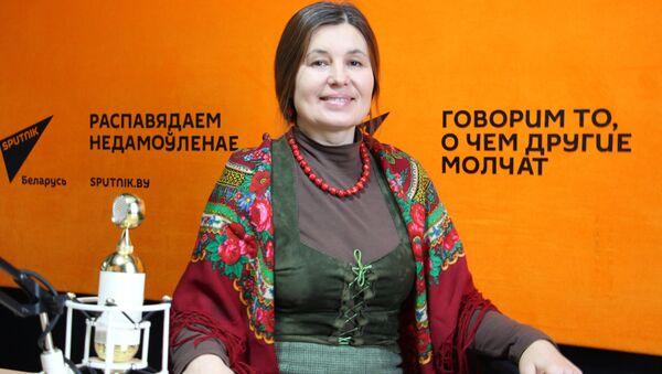 Наталля Матыліцкая - Sputnik Беларусь