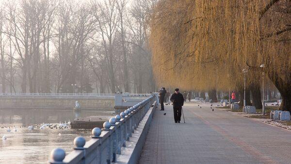 Набярэжная Францыска Скарыны ў Брэсце - Sputnik Беларусь