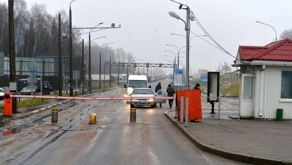 Пункт пропуска на белорусско-литовской границе - Sputnik Беларусь