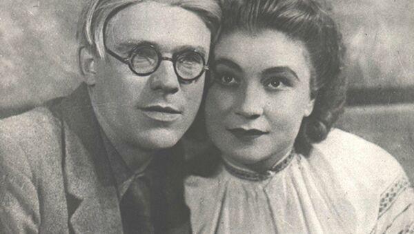 Галіна Макарава і Павел Пекур - Sputnik Беларусь