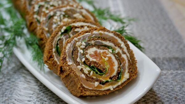 Суши из хлеба - Sputnik Беларусь