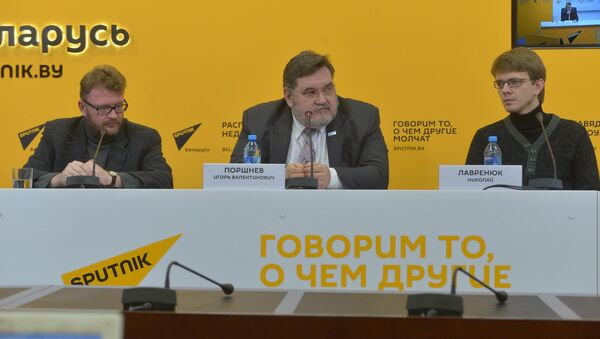 Состояние современного кино обсудили в формате видеомоста - Sputnik Беларусь
