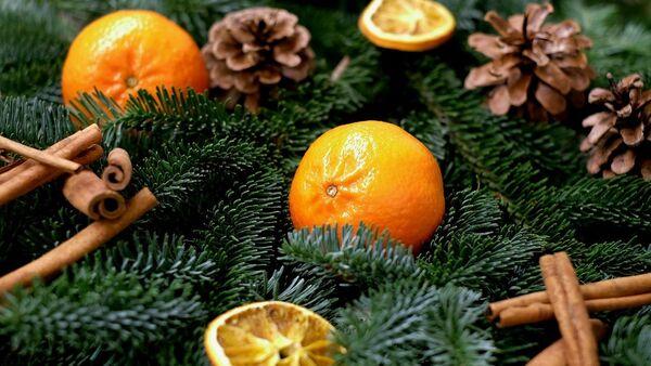 Мандарины на Новый год - Sputnik Беларусь