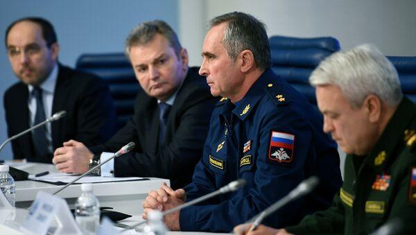 Члены камісіі па раследаванні крушэння ТУ-154 - Sputnik Беларусь