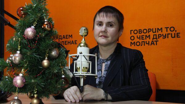 Першы намеснік міністра культуры Беларусі Ірына Дрыга - Sputnik Беларусь