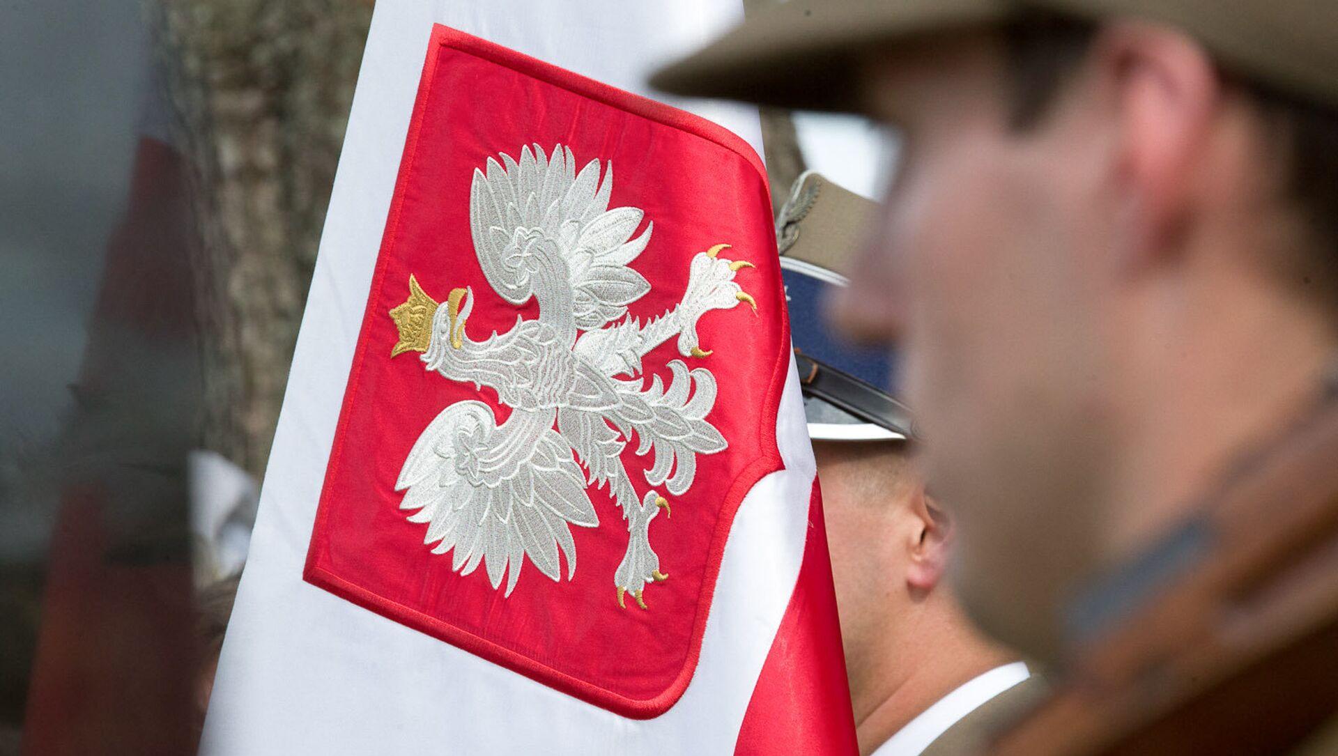 Флаг Польши - Sputnik Беларусь, 1920, 10.03.2021