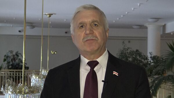 Віншаванне Кастусёва - Sputnik Беларусь