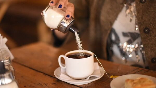 Чай з цукрам - Sputnik Беларусь