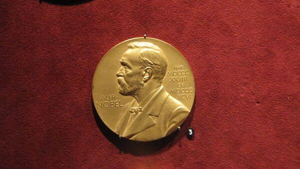 Нобелеўская прэмія - Sputnik Беларусь