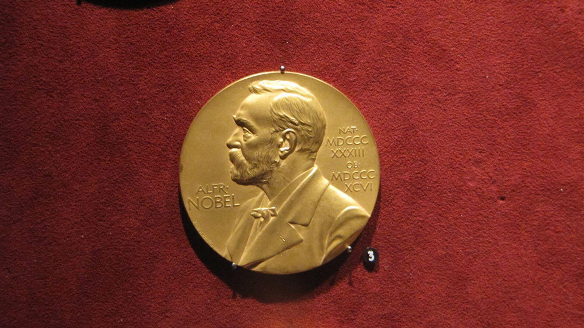 Нобелеўская прэмія - Sputnik Беларусь, 1920, 05.10.2021