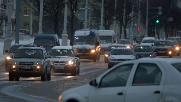 Автомобили в Минске - Sputnik Беларусь