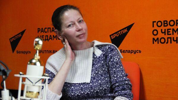 Специалист пресс-службы администрации города Сосновый Бор Алина Тищенко - Sputnik Беларусь