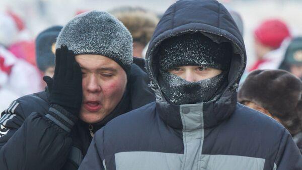 Сильные морозы - Sputnik Беларусь