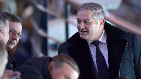 Председатель Миноблисполкома Семен Шапиро - Sputnik Беларусь