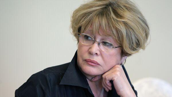 Актрыса Марына Няёлава - Sputnik Беларусь