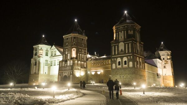 Мірскі замак - Sputnik Беларусь