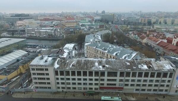 Месца для бізнэсу: від на пляцоўку, дзе яшчэ знаходзіцца бальніца №2 - Sputnik Беларусь