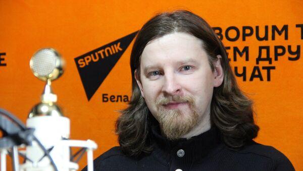 Старший научный сотрудник Института философии Академии наук Беларуси Алексей Дзермант - Sputnik Беларусь