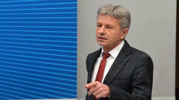 Руководитель департамента по ядерной безопасности МАГАТЭ Гжэгож Ржэнтковски - Sputnik Беларусь