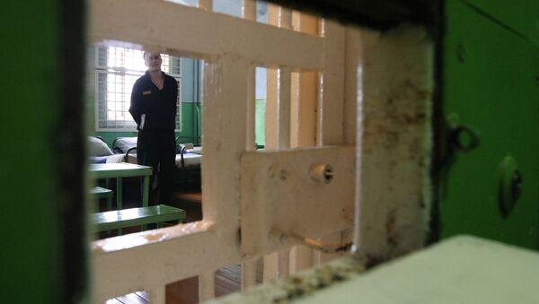 В тюрьме, архивное фото - Sputnik Беларусь