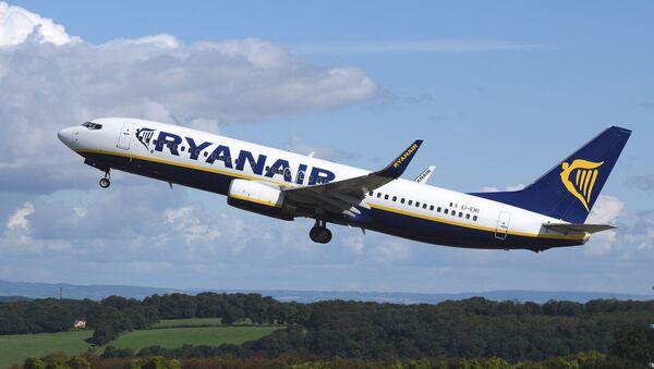Авіялайнер Ryanair - Sputnik Беларусь