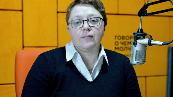 Экономический обозреватель агентства Sputnik Беларусь Елена Ольшанская - Sputnik Беларусь