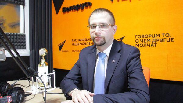 Генеральный секретарь Национального олимпийского комитета Беларуси Анатолий Котов - Sputnik Беларусь