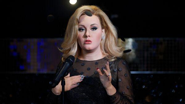 Британская певица Адель - Sputnik Беларусь