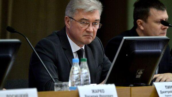 Валерий Малашко - Sputnik Беларусь