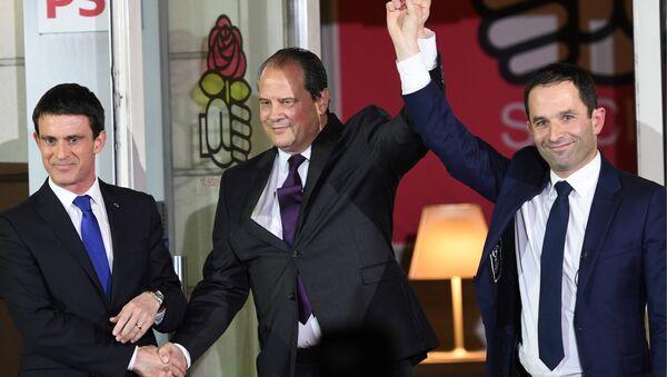 Амон победил Вальса на праймериз Соцпартии и будет выдвинут кандидатом в президенты Франции - Sputnik Беларусь
