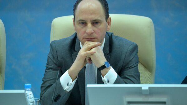 Бывший заместитель министра спорта и туризма Александр Дубковский - Sputnik Беларусь
