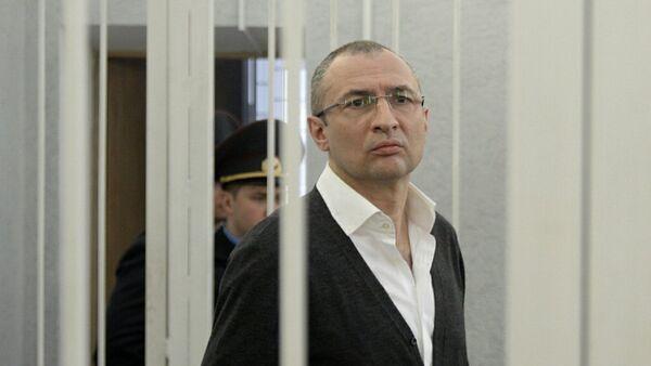 Муравьев перед оглашением приговора - Sputnik Беларусь