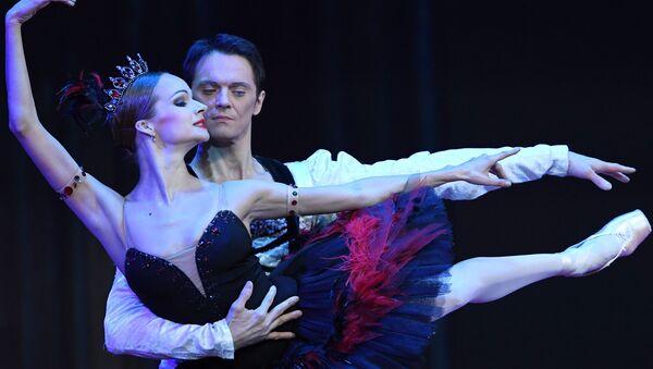 Калядны гала-канцэрт зорак сусветнага балета - Sputnik Беларусь