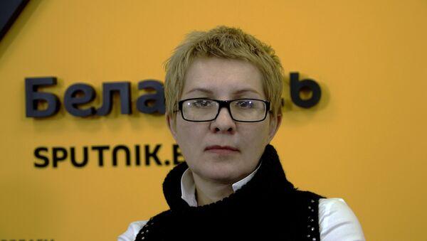 Обозреватель информационного агентства Sputnik Тамара Беляева - Sputnik Беларусь