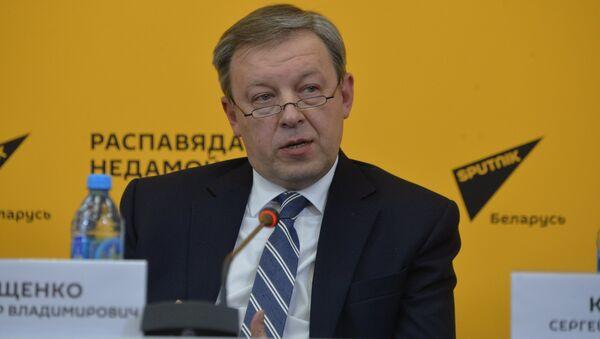 Александр Тищенко - Sputnik Беларусь