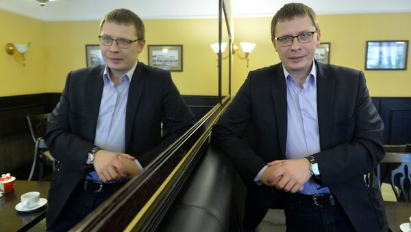 Псіхолаг Павел Зыгмантовіч - Sputnik Беларусь