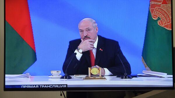 Большой разговор с президентом - Sputnik Беларусь