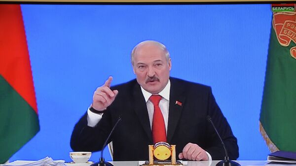 Вялікая размова з прэзідэнтам - Sputnik Беларусь