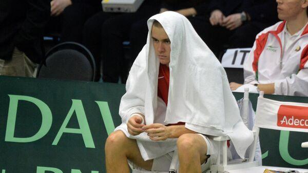 Белорусский теннисист Егор Герасимов - Sputnik Беларусь