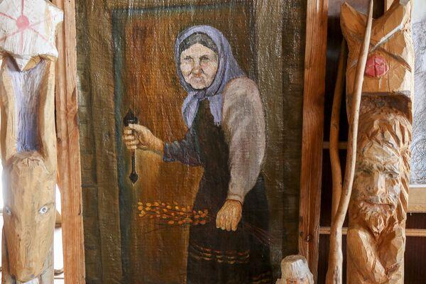 Музей захоўвае гіторыі з жыцця старадаўняга Палесся. - Sputnik Беларусь