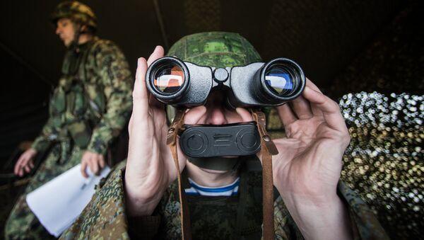Российские десантники, архивное фото - Sputnik Беларусь