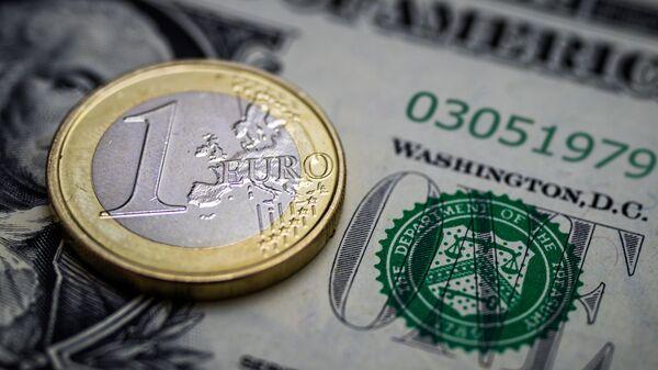 Доллар и евро - Sputnik Беларусь
