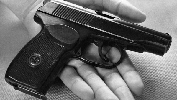 Пистолет Макарова - Sputnik Беларусь
