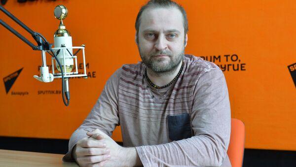 Лідар гурта J:МОРС Уладзімір Пугач - Sputnik Беларусь