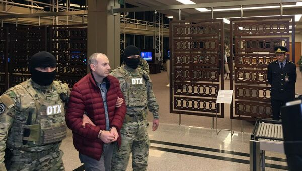 Блогер Александр Лапшин экстрадирован в Азербайджан - Sputnik Беларусь