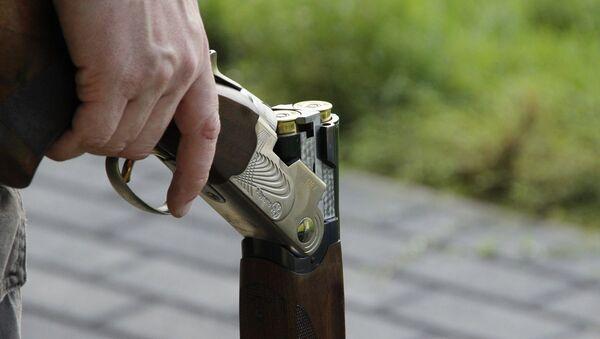 Охотничье ружье, архивное фото - Sputnik Беларусь