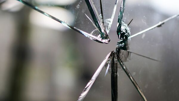 Разбитое стекло - Sputnik Беларусь