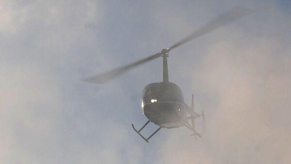 Вертолет Robinson R66, архивное фото - Sputnik Беларусь