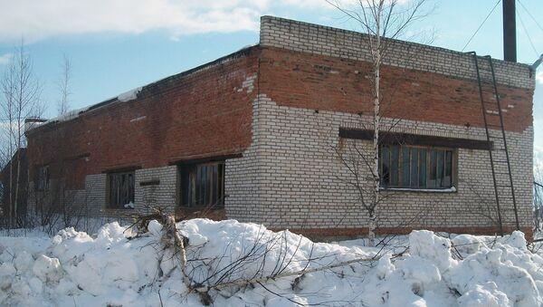 Заброшенное здание - Sputnik Беларусь